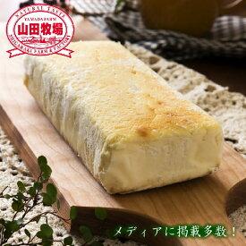 【チーズケーキ】世界の渡部も認めた 山田牧場 贅沢チーズケーキ(約2〜3人用) (冷凍便) BRUTUSお取り寄せグランプリ プレゼント スイーツ ラッキーシール対応