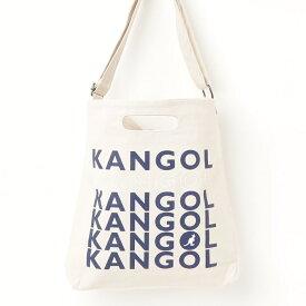 KANGOL カンゴール キャンバストートバッグ バッグ キャンバス トート トートバッグ メンズ レディース ユニセックス a4 小さめ おしゃれ かわいい カジュアル 人気 アウトドア ストリート