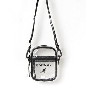 新入荷! KANGOL BAG カンゴール バッグ ショルダーバッグ ミニショルダーバッグ サコッシュ ポーチ カジュアル メンズ レディース ユニセックス スマホ かわいい 軽い 小さめ 斜め掛け 斜めがけ ミニ サコシュ 人気 フェス アウトドア
