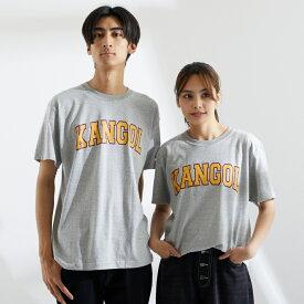 KANGOL/カンゴール プリントTシャツ メンズ レディース ユニセックス ブランド おしゃれ 人気 ストリート カジュアル
