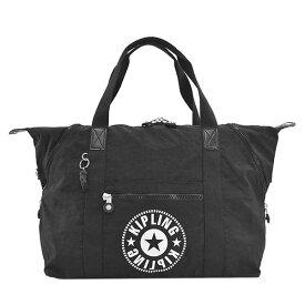 キプリング Kipling バッグ トートバッグ 2way レディース 軽量 トートー ポケット 使いやすい 旅行 機能的 買い物 お出かけ カバン ブラック 黒 便利 大きめ ボストン 大容量