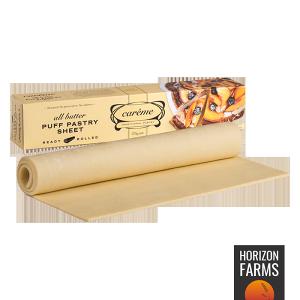 無添加 冷凍 パイシート オールバター オーストラリア産 27cm X 36cm パイ生地 バター パフ ペイストリー 簡単 ペイストリー シート ホール サクサク