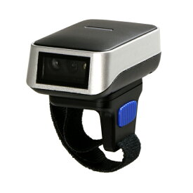 Bluetooth バーコードリーダー DI9010-1D 1年保証 ウェアラブルリングスキャナー USB-HID バーコードスキャナー