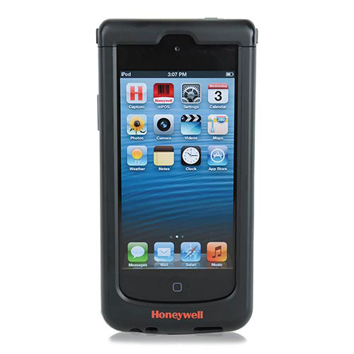 iPhone 5/5S用 ジャケット型 2次元スキャナー Captuvo SL42 バーコードスキャナー 2D標準レンジ 【1年保証】 Honeywell ハネウェル