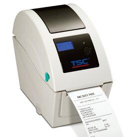 感熱紙ラベルプリンター TDP-225 【2年保証】 RS232C/USB接続 2インチ幅 レシートプリンター 203dpi サーマル式