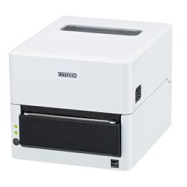 レシートプリンター用紙幅4インチ(58mm/80mm/112mm対応)カッター有り(分離型)【1年保証】有線LANRS232CUSB接続CL-E303XJWNPCAシチズンシステムズCITIZENSYSTEMS