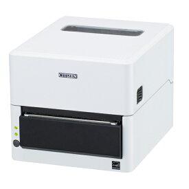 レシートプリンター 用紙幅4インチ(58mm/80mm/112mm対応) カッター有り(一体型) 【1年保証】 有線LAN RS232C USB接続 CL-E303XJWNBCA シチズンシステムズ CITIZEN SYSTEMS