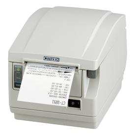 感熱紙レシートプリンター CT-S651II Bluetooth接続 2インチ幅 58mm幅 2年保証 ペーパー前出し シチズン システムズ