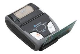 スター精密 POSレジソフト対応 モバイルプリンター SM-S214i2 1年保証 磁気カードリーダー装備モデル Bluetooth搭載 RS232C接続 レシート印刷(用紙幅58mm) S214i2-DB40-JP
