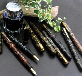 Fountain pen real Supreme craftsmanship rare celluloid fountain pen world produced by fountain pen artisan of India latunamu 1