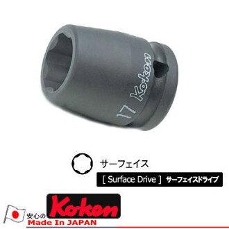 """柯肯 14410 M 36 1 / 2""""平方影响表面插座 36 毫米 Koken Koken / 山下大学"""
