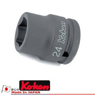 """Ko-ken 16401M-30 3/4""""sq. 薄肉インパクトソケット 30mm コーケン(Koken/山下工研)"""