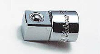"""Ko-ken 3344A 3/8""""(9.5mm)sq. Adaptor Male=1/2""""(12.7mm)sq."""