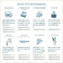 【1500円オフ】湧き水と日本酒のチカラで美肌づくりの本質を感じるベーシックセット【ICOR(イコ)WAKKAKITS】洗顔化粧水保湿クリームセットキット自然由来日本製