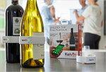 あす楽★雑誌掲載商品★送料無料!ワインの飲み頃をスマホでお知らせ!英国発ワインの温度計「Kelvin(ケルビン)」