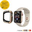 Apple Watch Series 4対応 Wrapsol (ラプソル) 衝撃吸収フィルム+耐衝撃バンパーケースセット 【バンパー+衝撃吸収フィルム 液晶面】 40/44mm 2枚入り WPIWCB