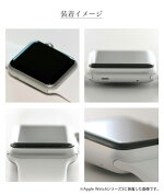 装着イメージ※AppleWatchシリーズ3に装着した画像です。