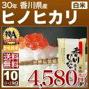 新米 香川 ひのひかり 米 10kg 送料無料 29年産(お米 10kg/5kg×2)お米10キロ送料無料でお届け!香川県 さぬき米 ヒノ…