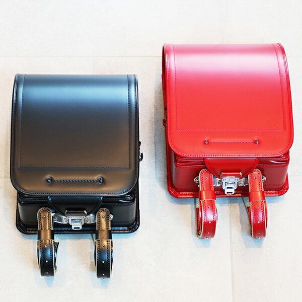 池田屋ランドセル [00] 防水コードバン / A4フラットファイル対応 / 6年保証 / 無料修理 / 日本製 / 軽量 / 防水 / 大容量