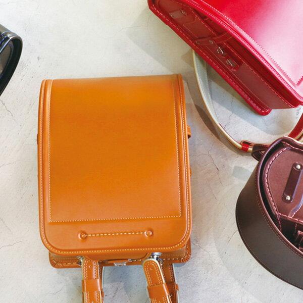 【2020年度モデル】池田屋ランドセル [70] ベルバイオスムース カラーステッチ / A4フラットファイル対応 / 6年保証 / 無料修理 / 日本製 / 軽量 / 防水 / 大容量