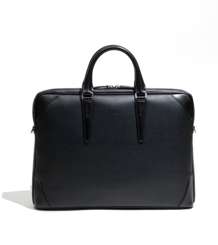 FUJITAKA/フジタカ ジェードクラリーノデュエII ビジネスバッグ A4 薄マチ