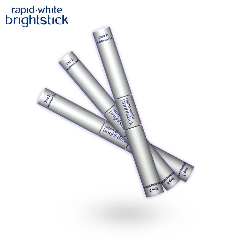 【プレゼント付♪】3本セット[歯のホワイトニング ペン型] ナチュラルホワイト ラピッドホワイト ブライトスティック】