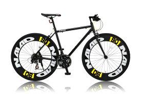 クロスバイク 700C スタンド 自転車 CANOVER カノーバー CAC-023 NAIAD(ナイアード)