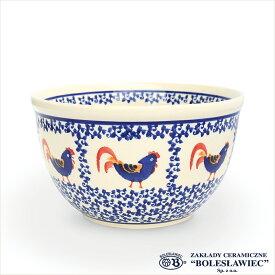 [Zaklady Ceramiczne Boleslawiec/ザクワディ ボレスワヴィエツ陶器]ラウンドボウル(Lサイズ)-1090/ポーランド陶器