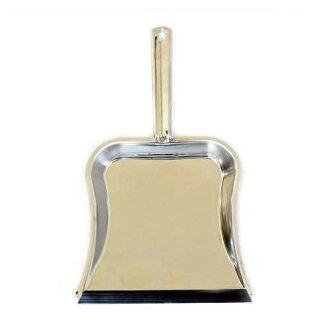 [REDECKER and Rediker, metal dust pan and Lady (dustpan) / metal
