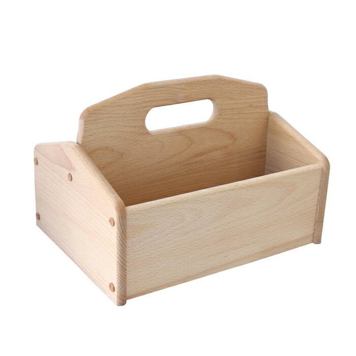 REDECKER レデッカー シューズブラシWOOD BOX(オープンタイプ)