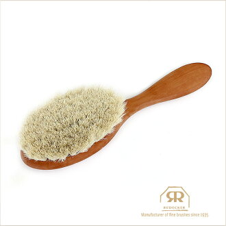Baby brush (goat hair) of the nature material