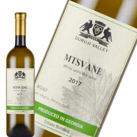 白ワイン ジョージアワイン ムツバネ グルジアワイン 辛口 白ワイン お中元