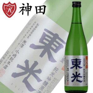 日本酒 地酒 東光 出羽の里 純米吟醸 原酒 720ml やや甘口 山形 小嶋総本店 父の日