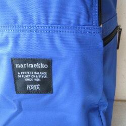 marimekko/BACKPACK/METROBLACKマリメッコ/リュック/メトロブラック