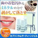 ポイント カプリジェル カプリニウムサーティーンジェル ホームホワイトニング 歯磨き粉 ホワイトニング