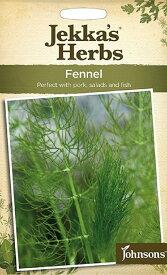 【輸入種子】Johnsons Seeds Jekka's Herbs Fennel ジェッカズ・ハーブス フェンネルジョンソンズシード