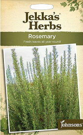 【輸入種子】Johnsons Seeds Jekka's Herbs Rosemaryジェッカズ・ハーブス ローズマリー ジョンソンズシード