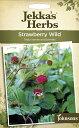 【輸入種子】Johnsons Seeds Jekka's Herbs Strawberry Wild ジェッカズ・ハーブス ストロベリー・ワイルド ジョンソ…