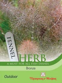 【輸入種子】Thompson & MorganHERB FENNEL Bronzeハーブ フェンネル ブロンズトンプソン&モーガン