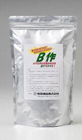 【肥料】ホウ素供給葉面散布資材 B作 1kg