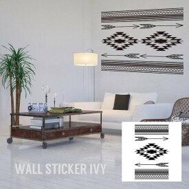 Select Wall sticker[Wall sticker/ウォールステッカー/ステッカー/シール/Wall decal/壁紙/オルテガ/ネイティブ]