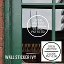 Select Wall sticker[Wall sticker/ウォールステッカー/Wall decal/store/]