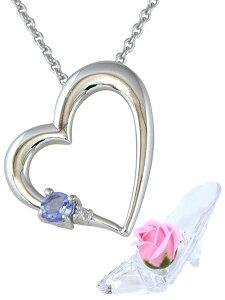 彼女に人気 誕生石 ネックレス タンザナイト ダイヤモンド ペンダント ネックレス 12月 誕生石 ALWAYS 誕生日プレゼント ソープフラワー セット [ 誕生日 プレゼント ギフト ジュエリー アクセ