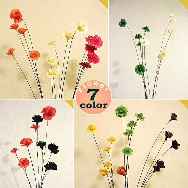 【造花/デコレーション/フラワー/リゾート/飾り】*デコレーション フラワー