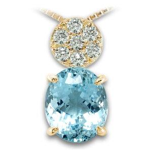 【K18ペンダント チャーム 加工】 Mサイズ O型バチカン ダイヤモンド 0.17ct SET