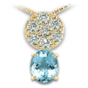 【K18ペンダント チャーム 加工】 SSサイズ O型バチカン ダイヤモンド 0.17ct SET