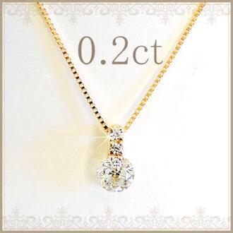 k18 목걸이 다이아몬드 목걸이 레이디스 심플 0.2 ct다이어를 아름답게 보이게 하는 심플 디자인 다이어 세팅 K18 옐로우 골드 핑크 골드 화이트 골드