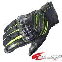 コミネ GK-187 カーボンプロテクトメッシュグローブKOMINE 06-187 Carbon Protect M-Gloves