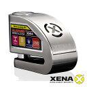 並行輸入 XENA ゼナ XN14 ディスクアラームロック 14mmピン ゼナ 最強の強度モデル 炭化ホウ素ピン採用モデル 中型、大型バイ・・・