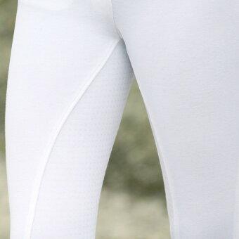 Horze乗馬キュロットHZS2シリコン・フルグリップ(ホワイト)女性用|競技用白乗馬用品競技会用パンツズボンレディース乗馬キュロット尻革乗馬ズボン乗馬パンツ乗馬用キュロット乗馬用パンツ乗馬用ズボン乗馬用グリップ馬具競技会大会大会用